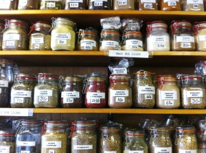 Natural Choice herbs and spices