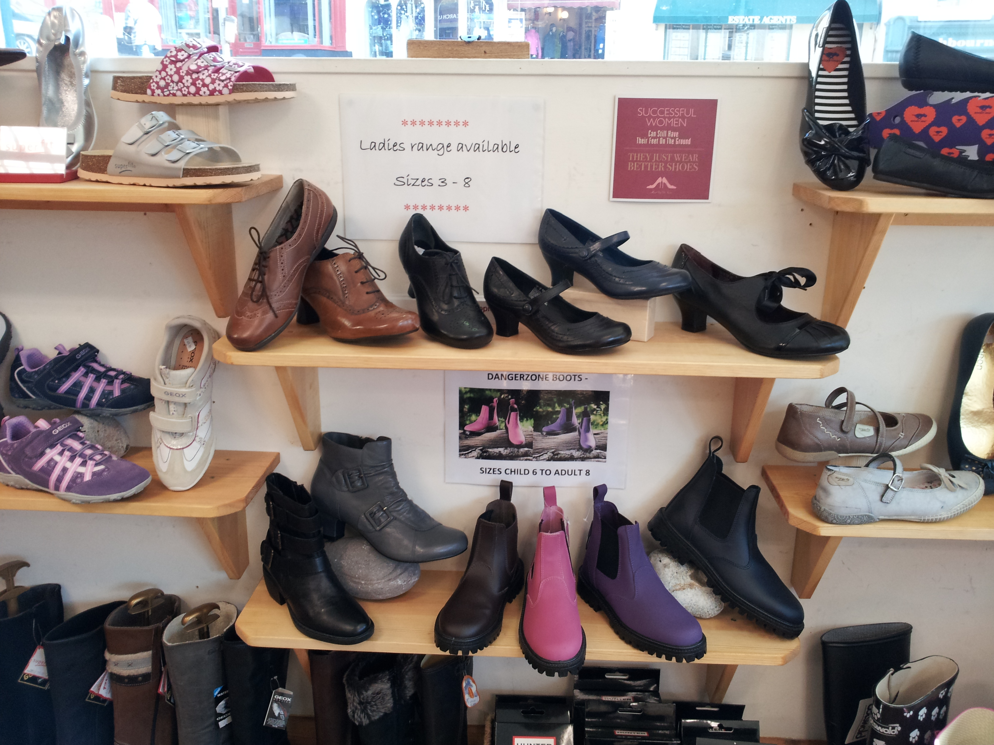 Children S Shoes Ashbourne