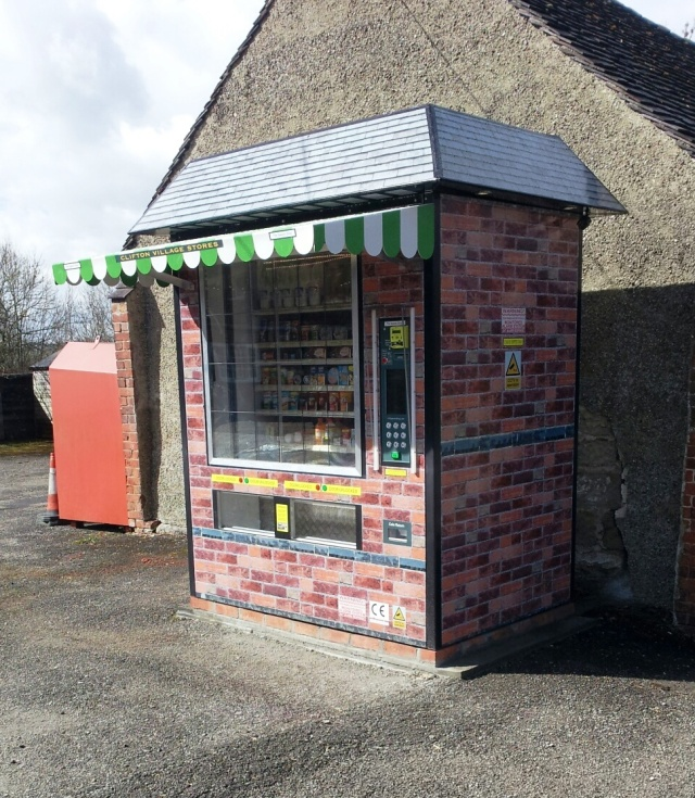 Speedy Shop at the Cock Inn, Clifton
