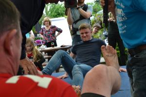 Fenny Bentley Toe Wrestling (21)